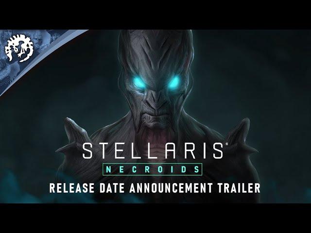 На следующей неделе выходит Stellaris: Necroids Species Pack