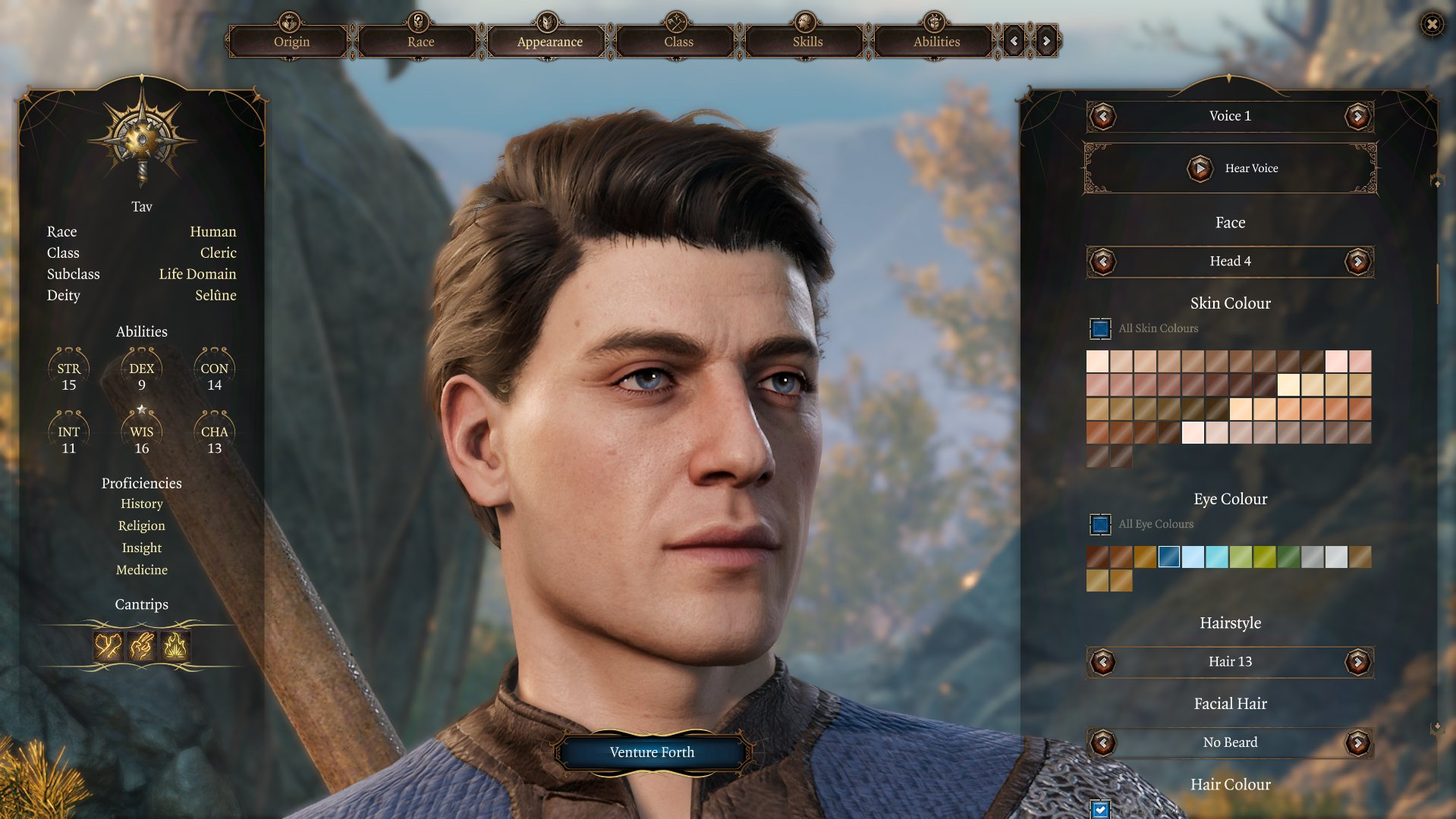 Разработчики Baldur's Gate пошутили натему среднестатистического персонажа, создаваемого игроками