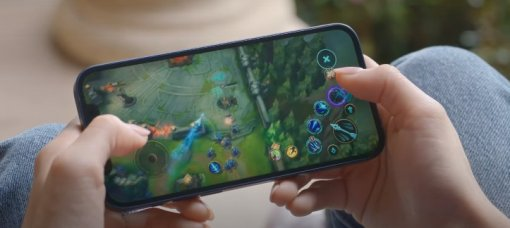 Геймплей мобильной League of Legends показали во время презентации iPhone 12