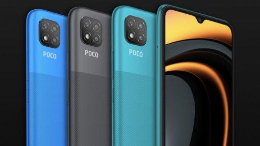 Xiaomi представила бюджетный смартфон Poco C3