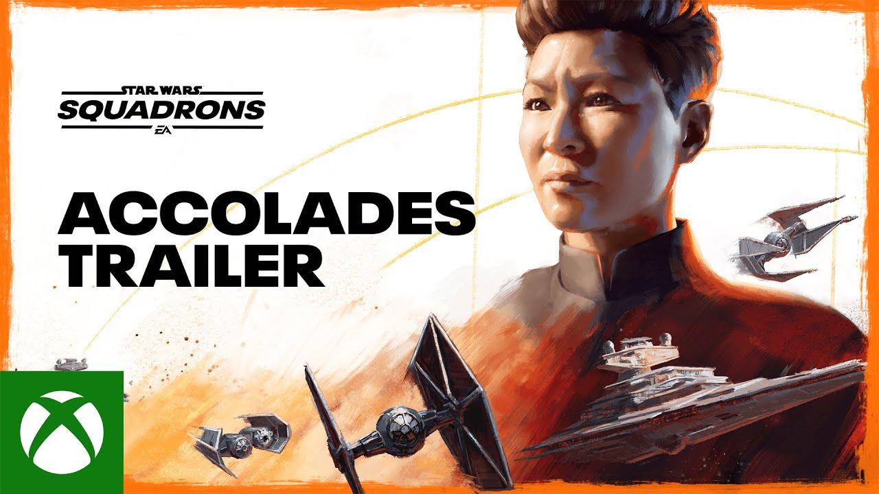 Хвалебный трейлер Star Wars: Squadrons