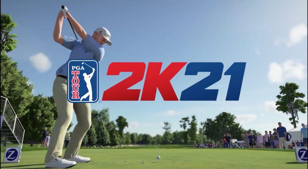 Осеннее обновление для PGA Tour 2K21 уже доступно