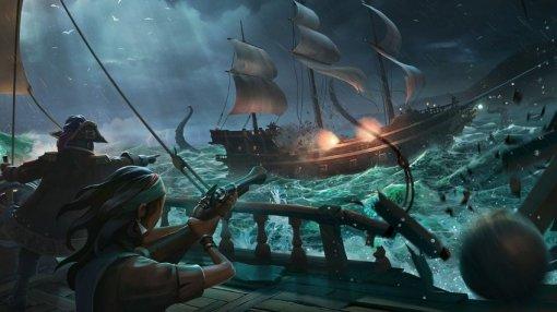 Игроки Sea ofThieves помогут ученым вборьбе против рака