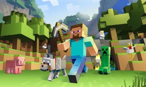 Герои Minecraft появятся вSuper Smash. Bros Ultimate