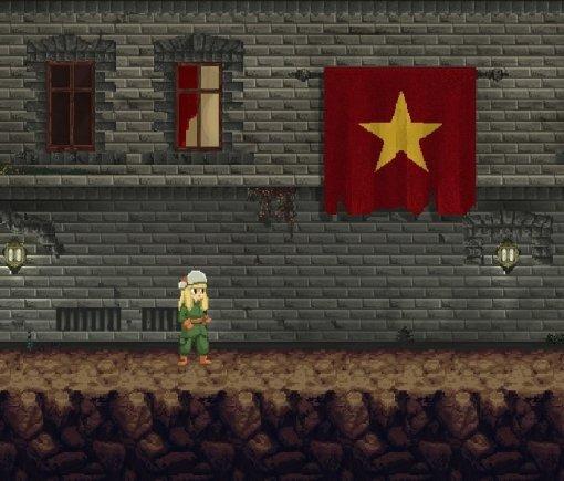 Катюша из одноименной советской песни стала героиней видеоигры Katyusha