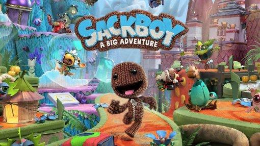 Вышел сюжетный трейлер игры Sackboy: ABig Adventure изстартовой линейки Playstation5