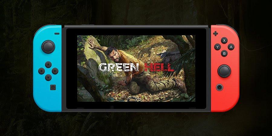 Green Hell вышел на Nintendo Switch. Разработчики обновили дорожную карту развития игры