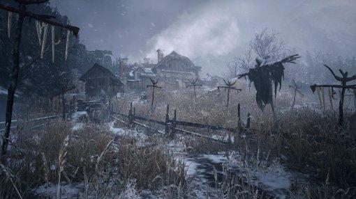 Культ итаинственная книга: всети появились новые детали Resident Evil Village