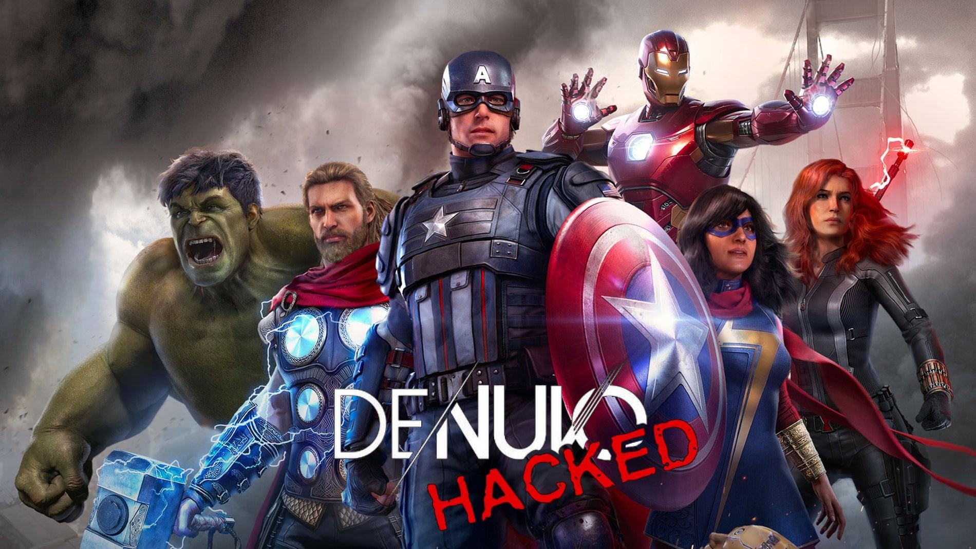 CPY взломали Marvel's Avengers