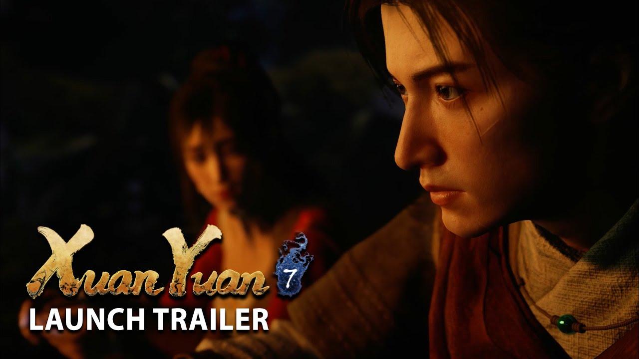 Релизный трейлер Xuan-Yuan Sword 7