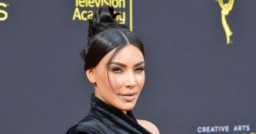 Канье Уэтс подарил на день рождения Ким Кардашьян голограмму ее отца