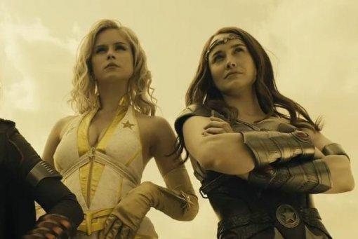 Почему Старлайт иКоролева Мэйв немогут быть подругами в3 сезоне «Пацанов»