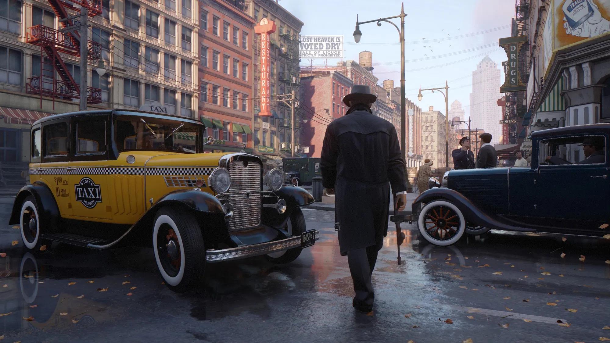 В сети появилось покадровое сравнение Mafia: Definitive Edition с оригинальной игрой