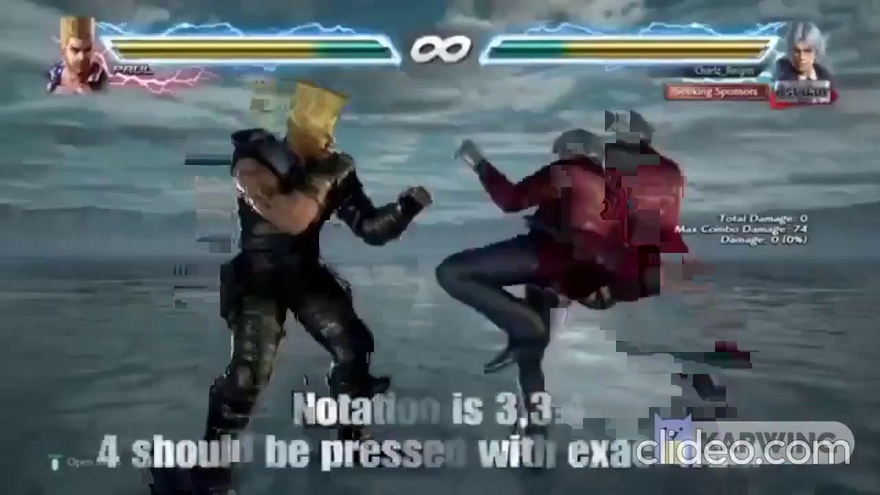 Боец UFC одолел противника при помощи фирменного приёма одного из персонажей Tekken