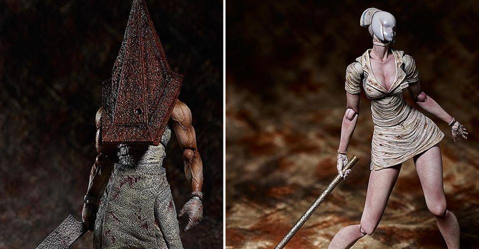 Ужасно прекрасные фигмы из Silent Hill 2