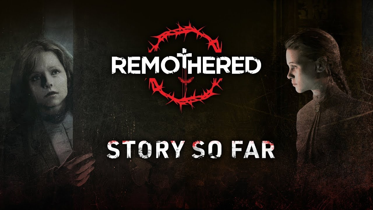 Новый трейлер Remothered: Broken Porcelain