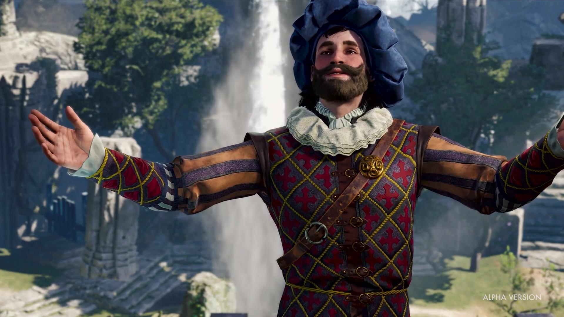 Лицензионное соглашение в Baldur's Gate 3 содержит квест для бардов