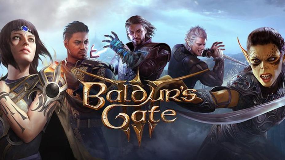 Baldur's Gate 3 в Steam чувствует себя очень хорошо