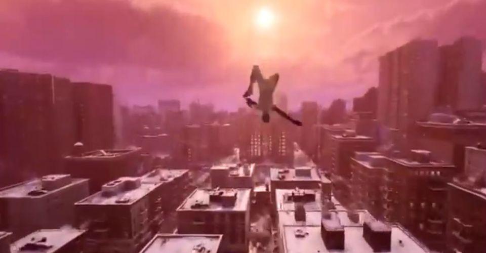 Insomniac Games делится кадрами, на которых Майлз Моралес движется по Нью-Йорку