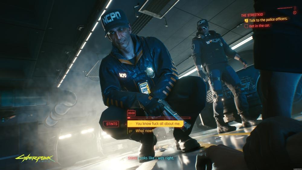 Подробности русской локализации Cyberpunk 2077