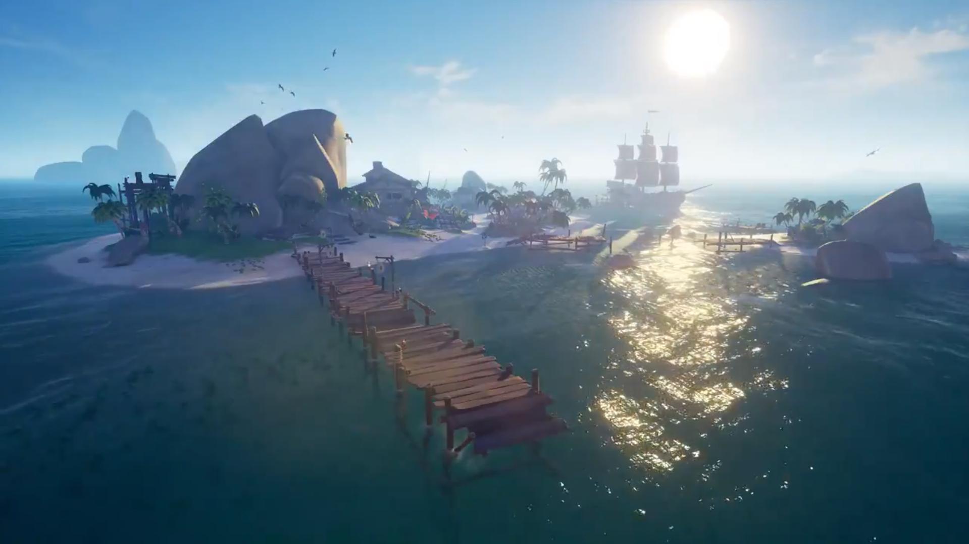 Разработчики Sea of Thieves выпустили трогательный пиратский трибьют Эдди Ван Халену