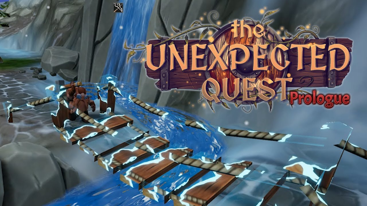 Стала доступна демоверсия The Unexpected Quest