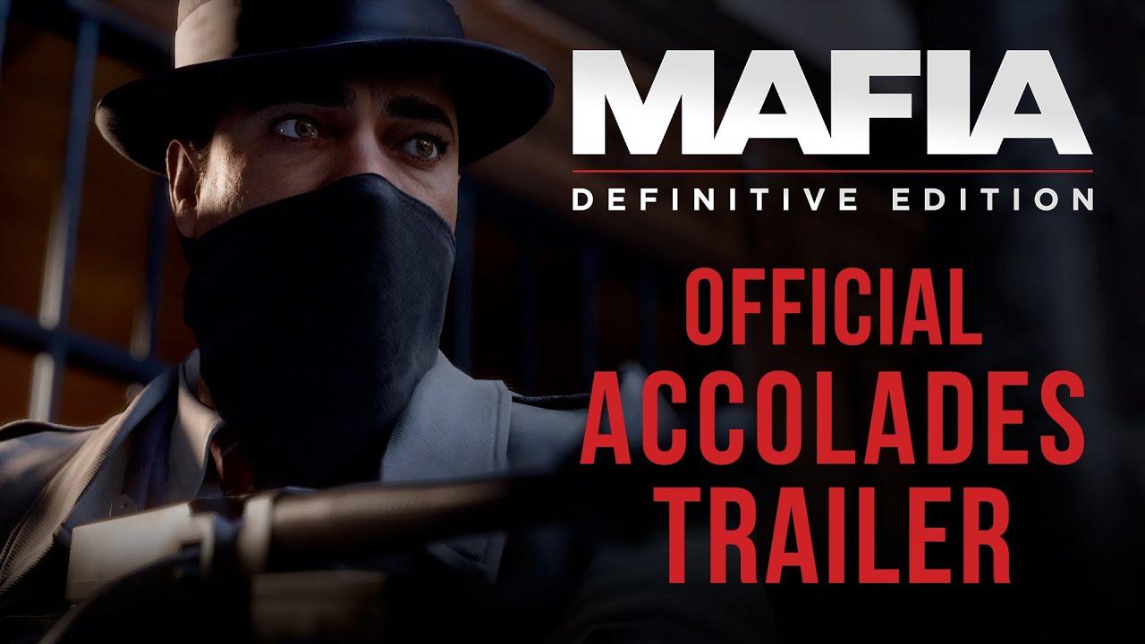 Хвалебный трейлер Mafia: Definitive Edition