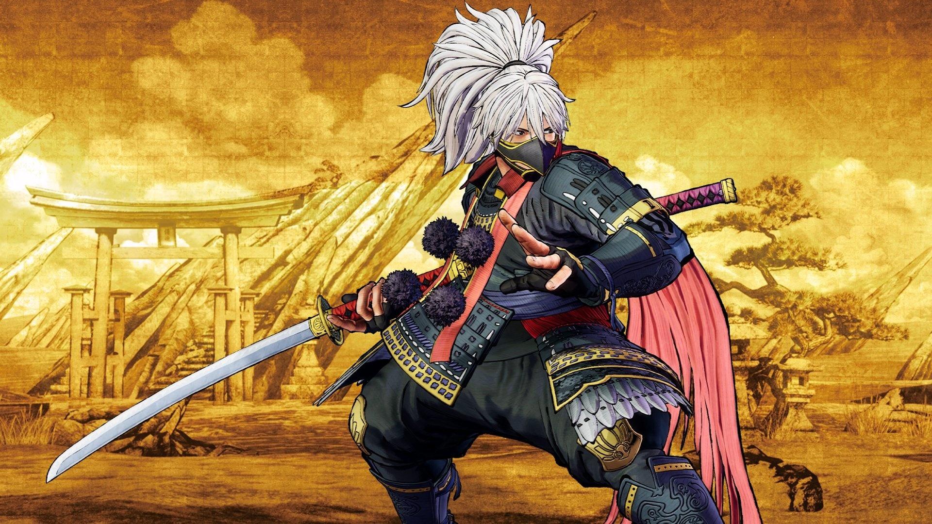 Герой The Last Blade пополнит ряды бойцов Samurai Shodown