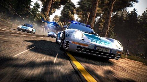 Анонсирован ремастер Need for Speed Hot Pursuit