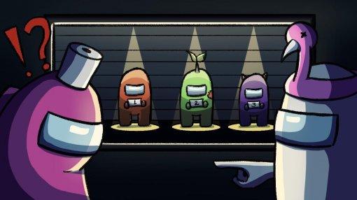 Геймер выделил 11 типов игроков вAmongUs. Это смешно