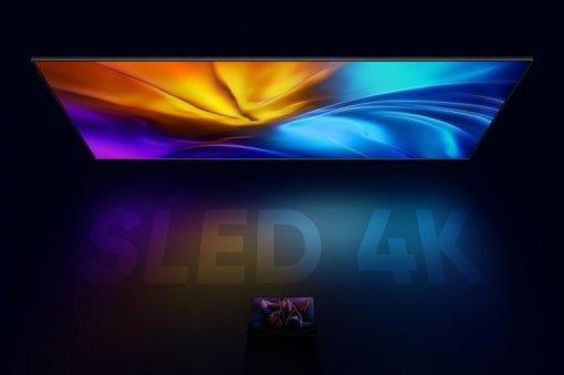 55-дюймовый 4К-телевизор Realme Smart TVSLED стоит 46000 рублей