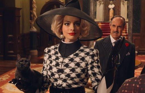 Warner Bros. показали трейлер «Ведьм» сЭнн Хэтэуэй