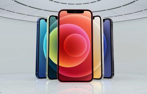 Представлены Apple iPhone 12— стильная помесь iPhone 11 иiPhone5