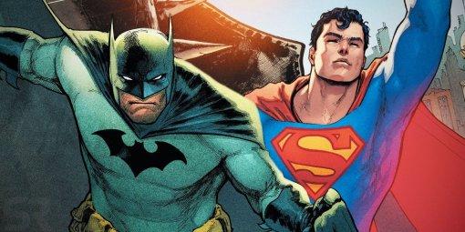 Насъемках «Бэтмена» сПаттинсоном заметили человека вкостюме Супермена