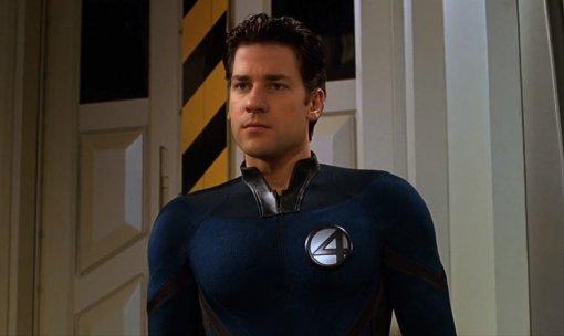 Джон Красински стал Мистером Фантастиком из«Фантастической четверки». Это DeepFake