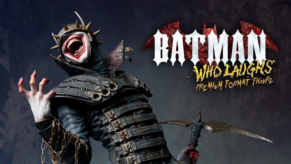 Арт-директор God of War выпустит фигурку Бэтмена