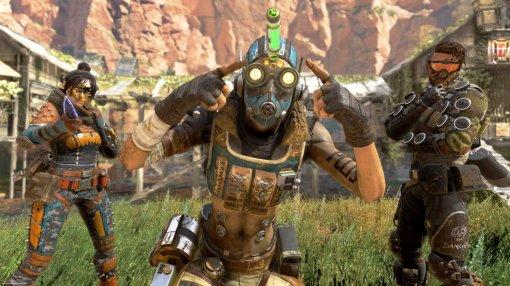EA подтвердила дату выпуска Apex Legends в Steam