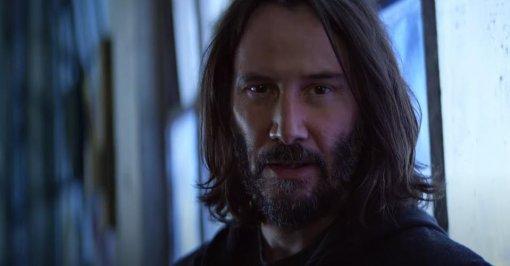 Киану Ривз появился вновом ролике Cyberpunk 2077 под песню Билли Айлиш