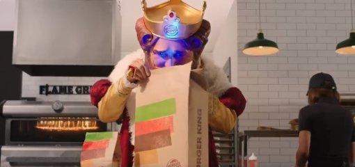 Burger King тизерит что-то связанное с PS5. Звук в видео кажется очень знакомым