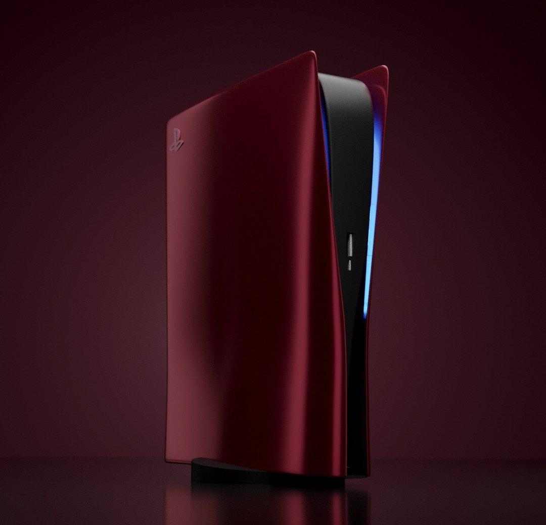 Стартап открыл предзаказы на кастомные панели для PlayStation 5