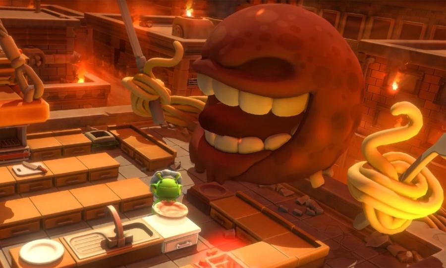 Весело и аппетитно: Overcooked! All You Can Eat устроит кулинарное шоу на PlayStation 5 и Xbox Series