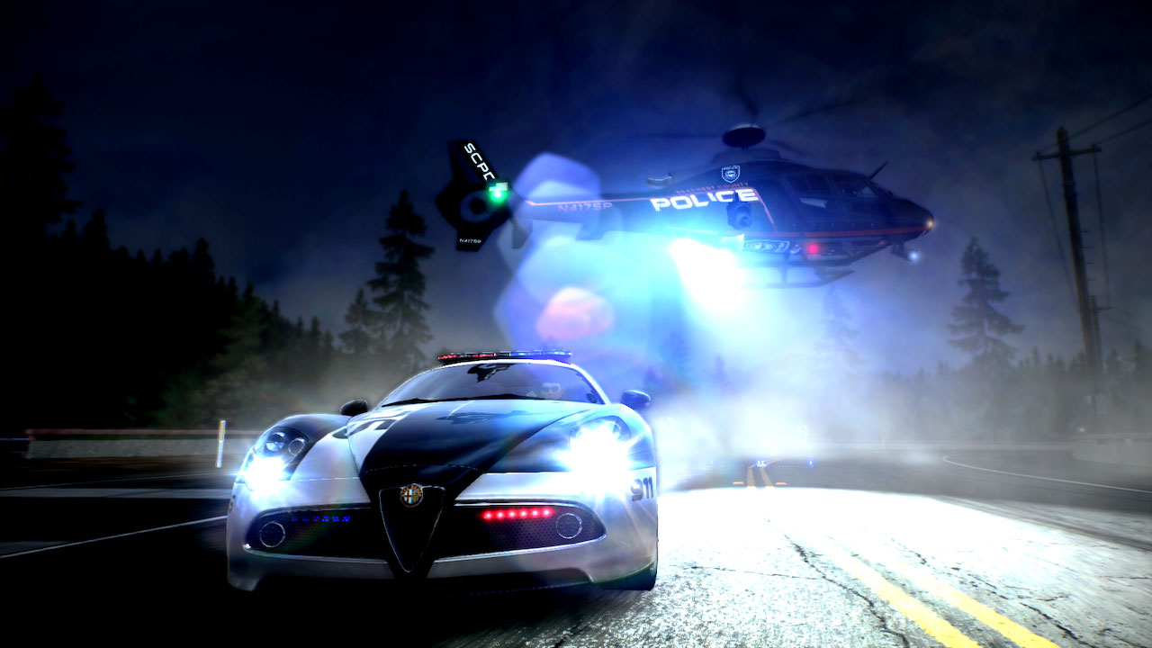 Стал известен размер Need for Speed: Hot Pursuit Remastered