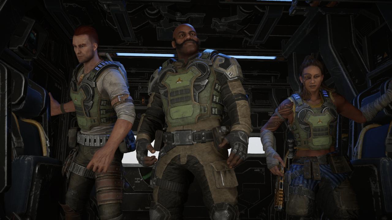 Сюжетное дополнение для Gears 5 выйдет позже в этом году