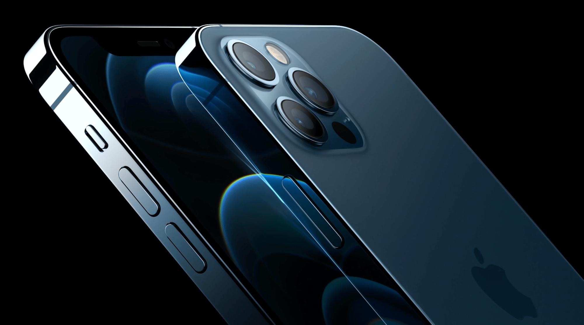 iPhone 12 Pro и Pro Max - флагманские устройства от Apple ценой более 100 тысяч рублей
