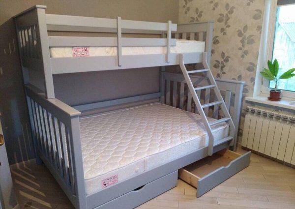 Где купить двухъярусная кровать