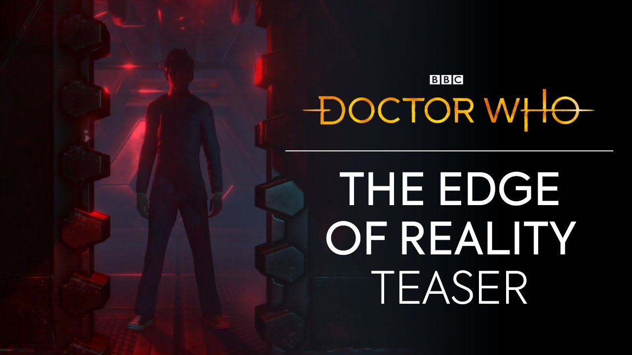Анонсирована новая игра по Доктору Кто - Doctor Who: The Edge of Reality для PS4, Xbox One, Switch и ПК