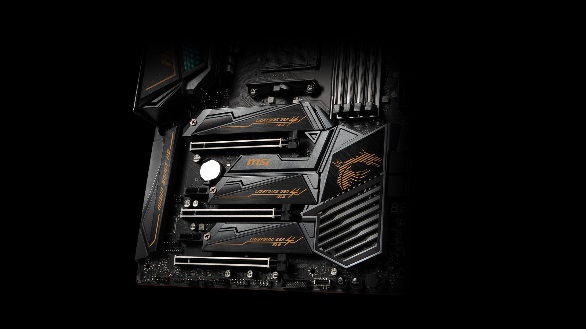 Все материнские платы MSI серии 400 (X470 и B450) поддерживают процессоры AMD Ryzen 5000