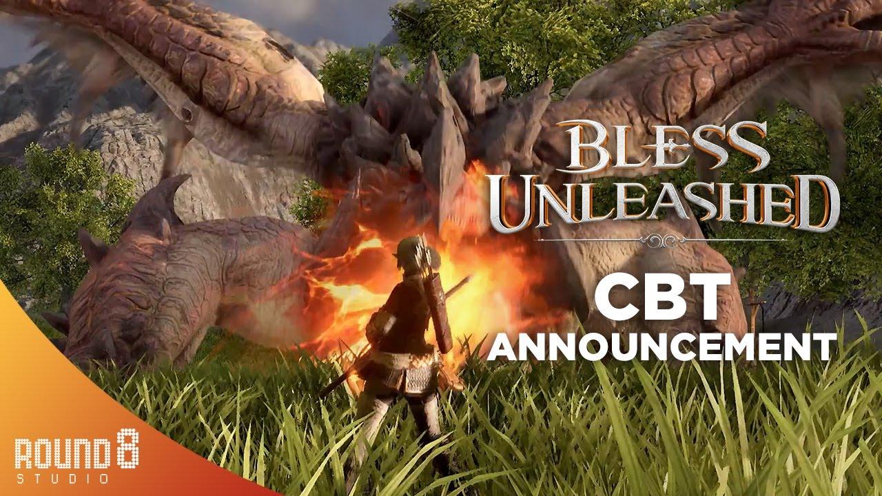 Новый трейлер с датой старта ЗБТ ПК-версии Bless Unleashed