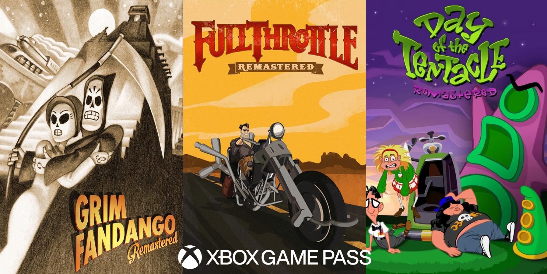 Тим Шафер подтвердил, что в этом месяце в Game Pass появятся три классических произведения LucasArts