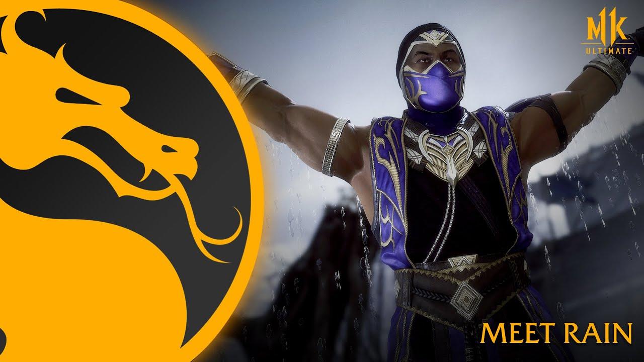 Новый трейлер Рейна из Mortal Kombat 11